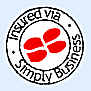 Insured With Simply Business