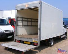 Oxford Removal Van