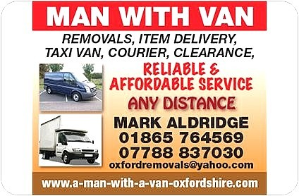 Oxford Removal Service