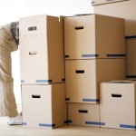 Oxfordshire Removals: Boxes